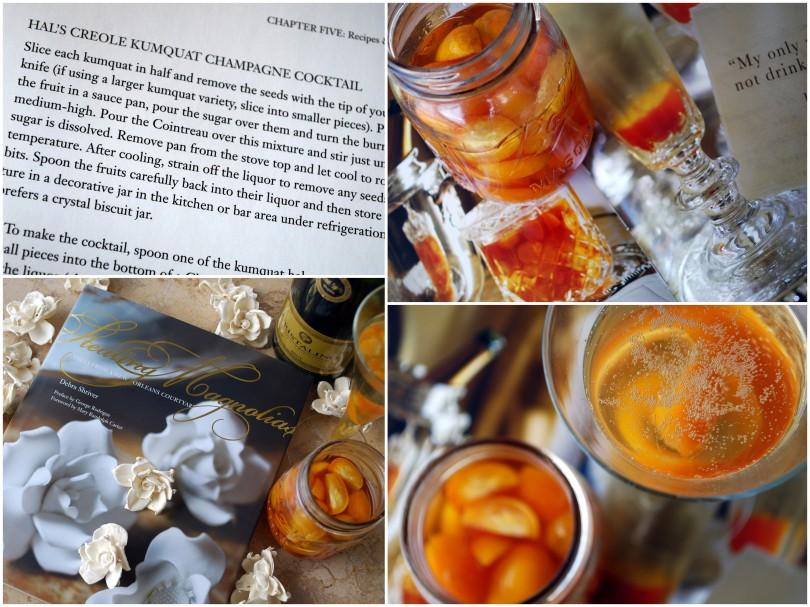 champagne & kumquats