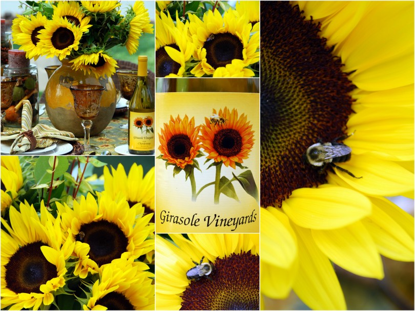sunflower table1