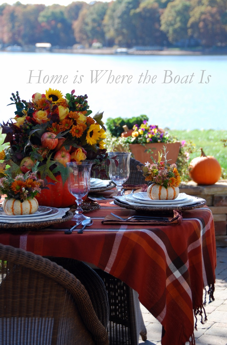 A harvest of fall tablescapes and inspiration home is