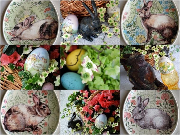 Easter Basket Table1