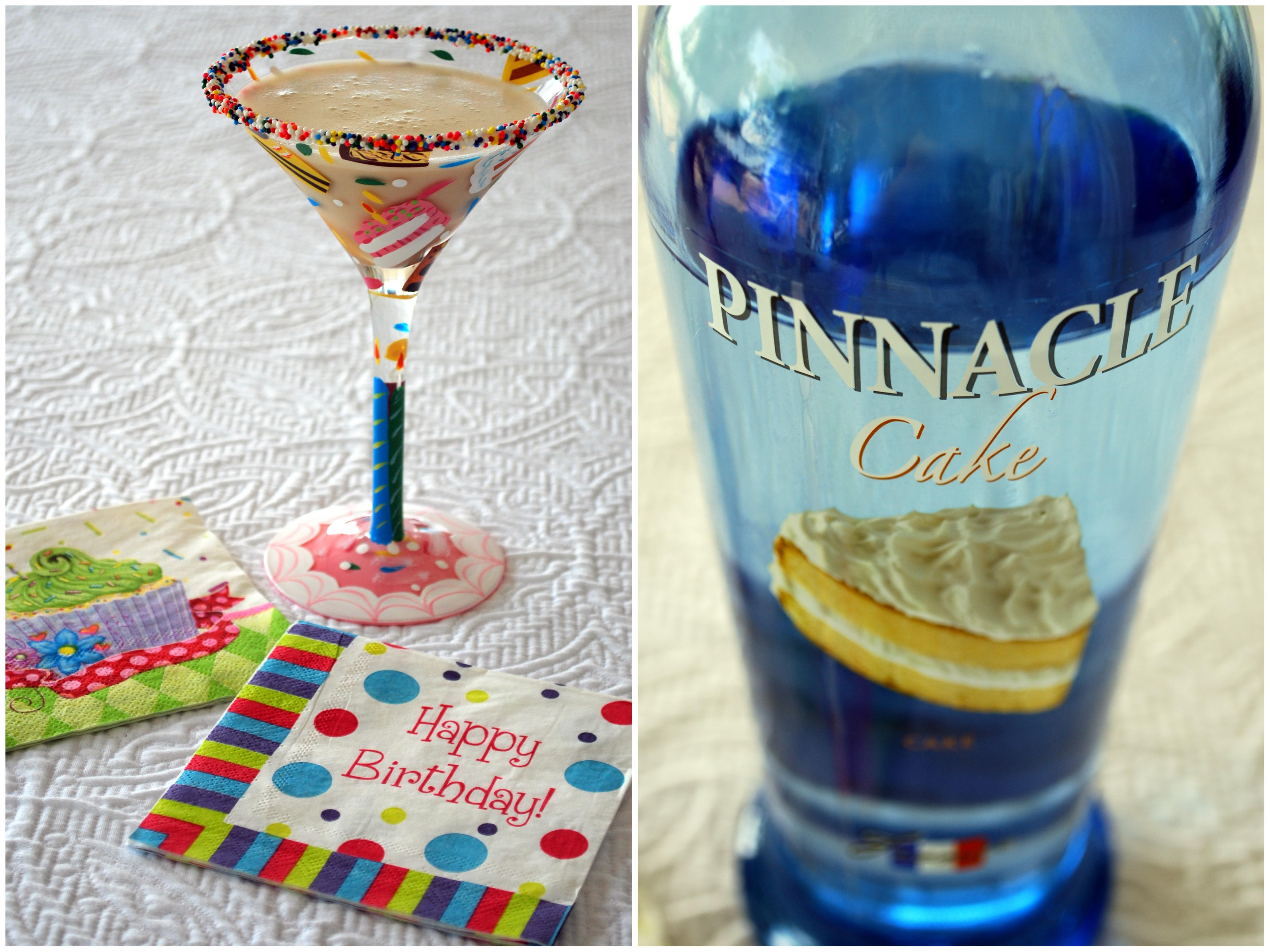 Martini Recipes Birthday Cake Martini Recipes