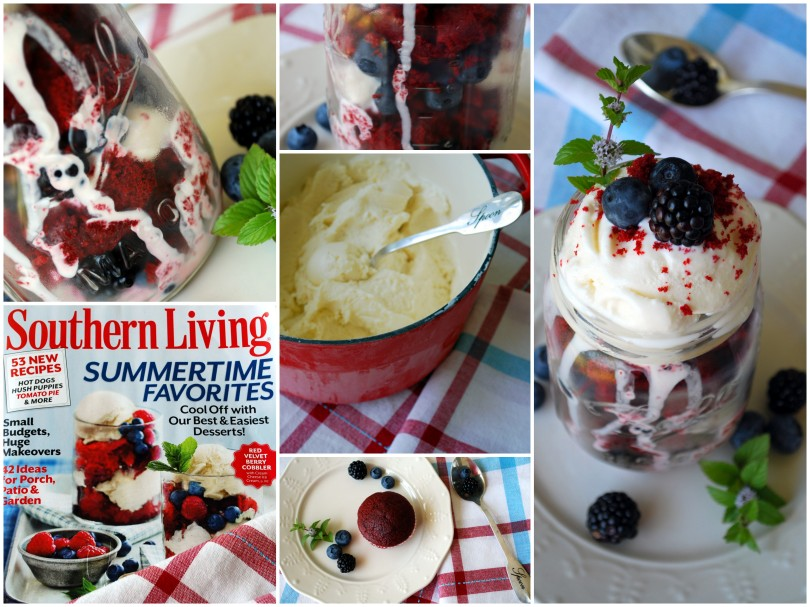 Red Velvet Berry Trifle (2)