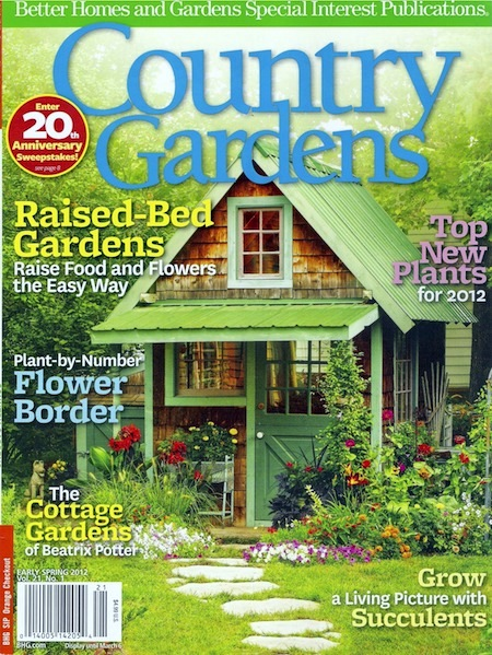 Country Gardens Potting Shed Home Is Where The Boat Is