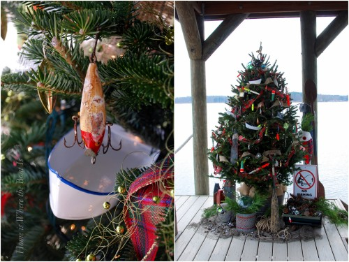 Dock Christmas Tree4