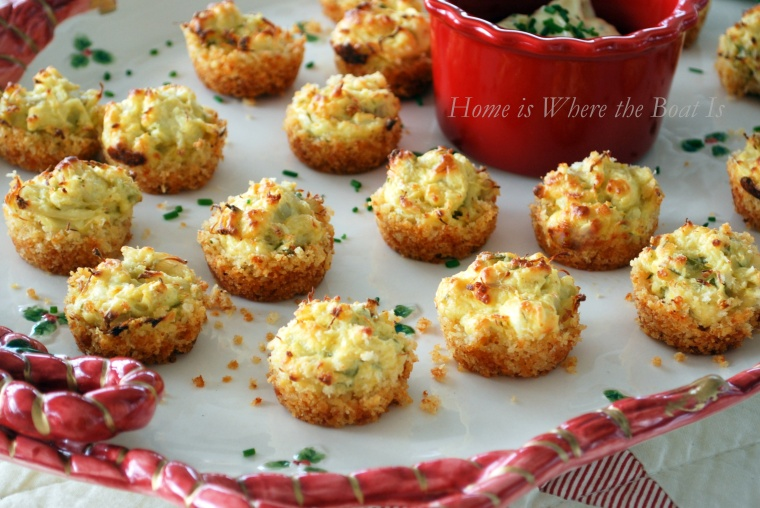 Crab Cake Bites Recipe — Dishmaps