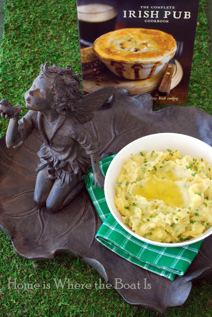 If You See A Fairy Ring' St  Patrick's Day Tablescape – Home is