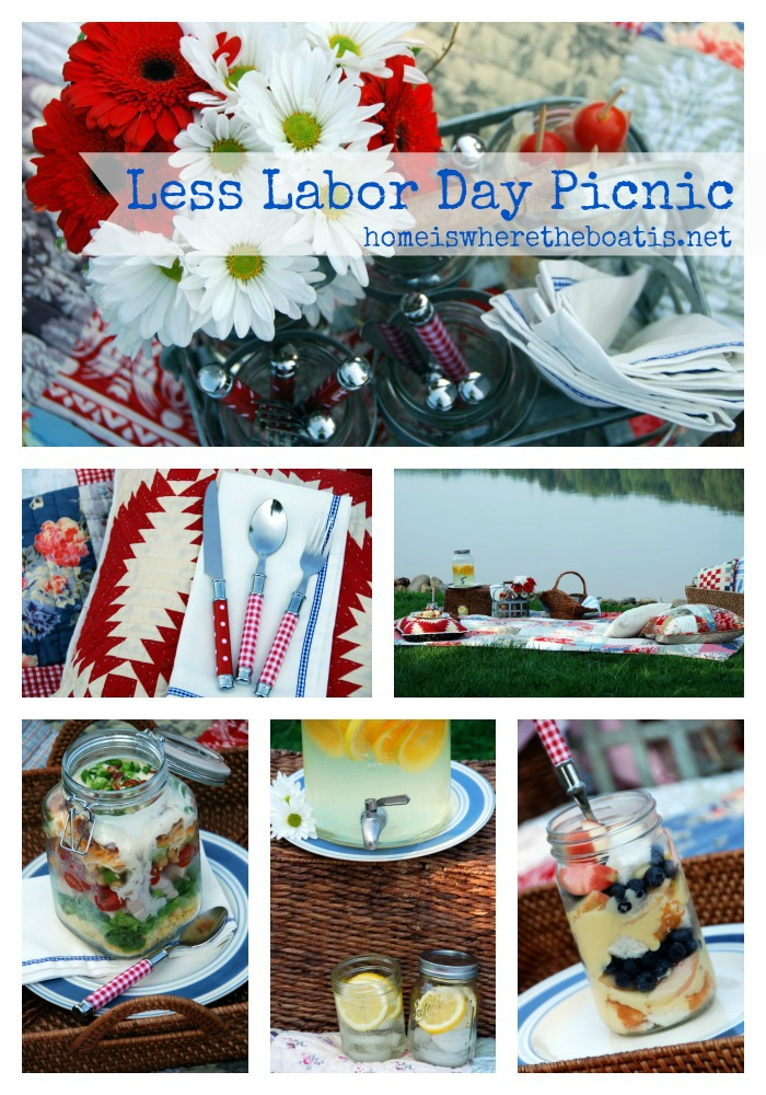 {Less} Labor Day Picnic