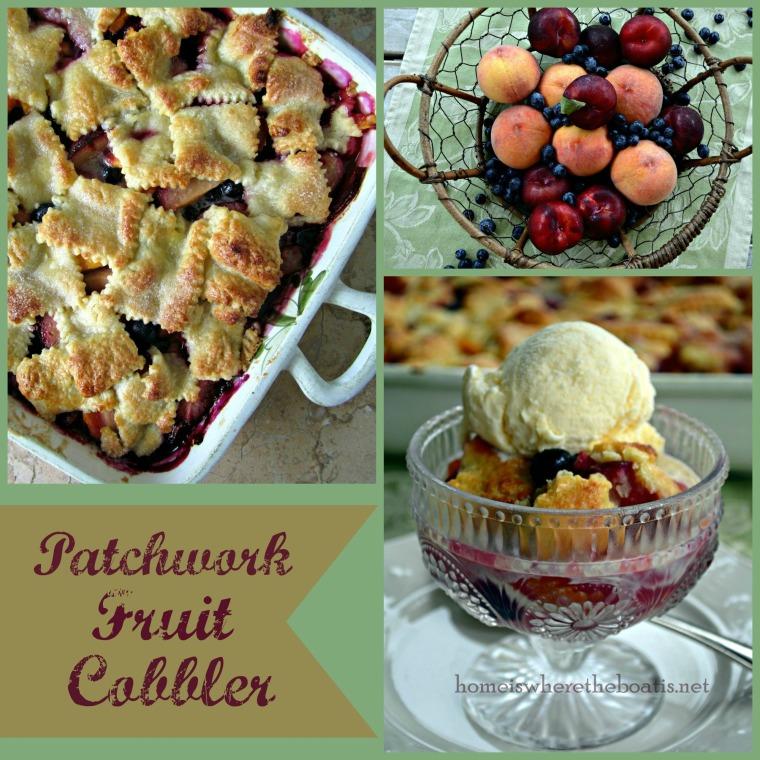 Patchwork Fruit Cobbler-001