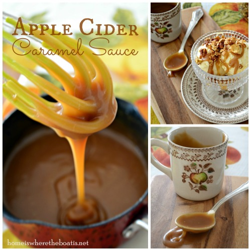 Apple Cider Caramel Sauce (2)