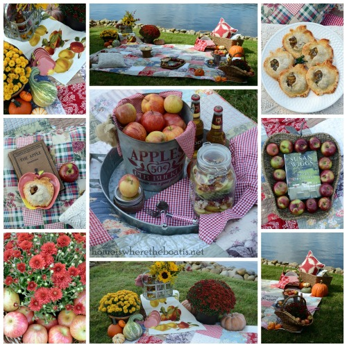 The Apple Orchard- Picnic