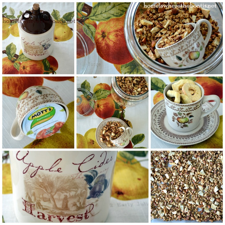 Triple Apple Granola-001