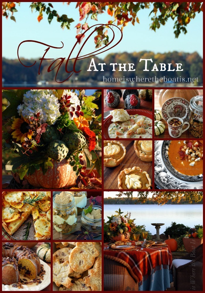 Fall At The Table