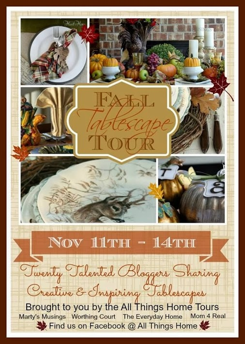 Fall Tablescape Tour Nov 11th - 14th (1)