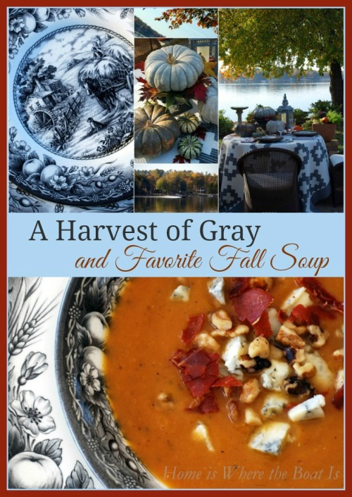 harvest of gray and favorite fall soup1