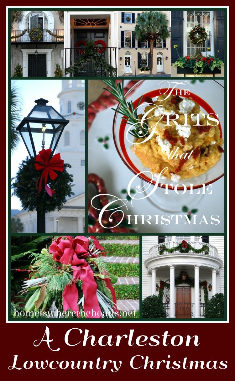 Lowcountry Christmas Charleston
