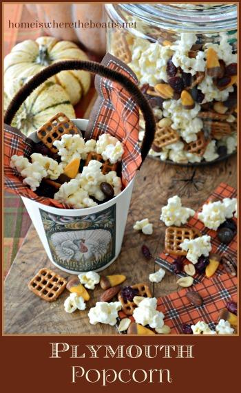 Plymouth Popcorn