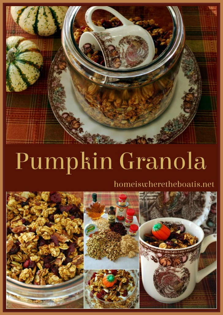 Pumpkin Granola-001
