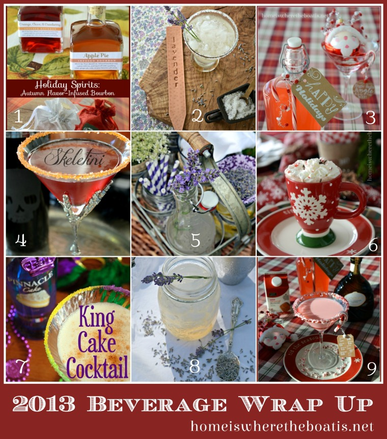 2013 Beverage Wrap Up