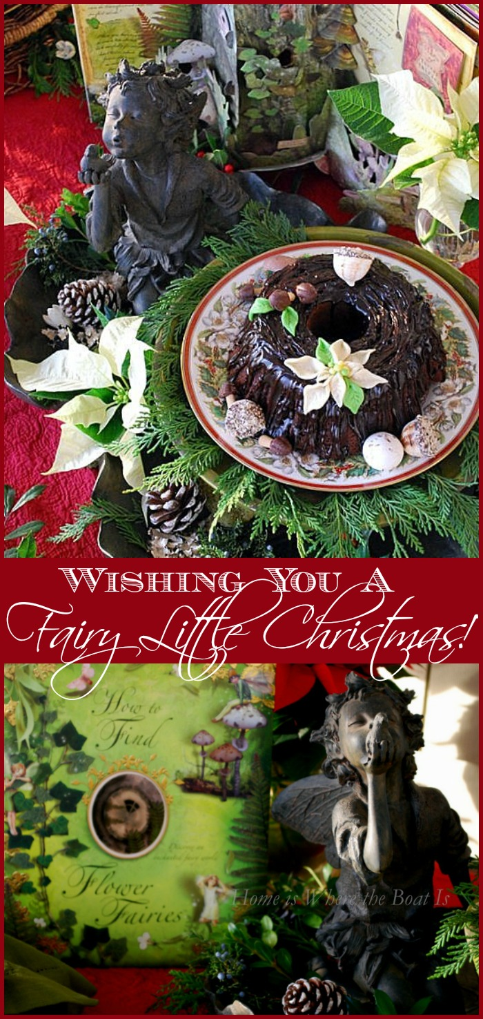 Wishing You A Fairy Little Christmas!
