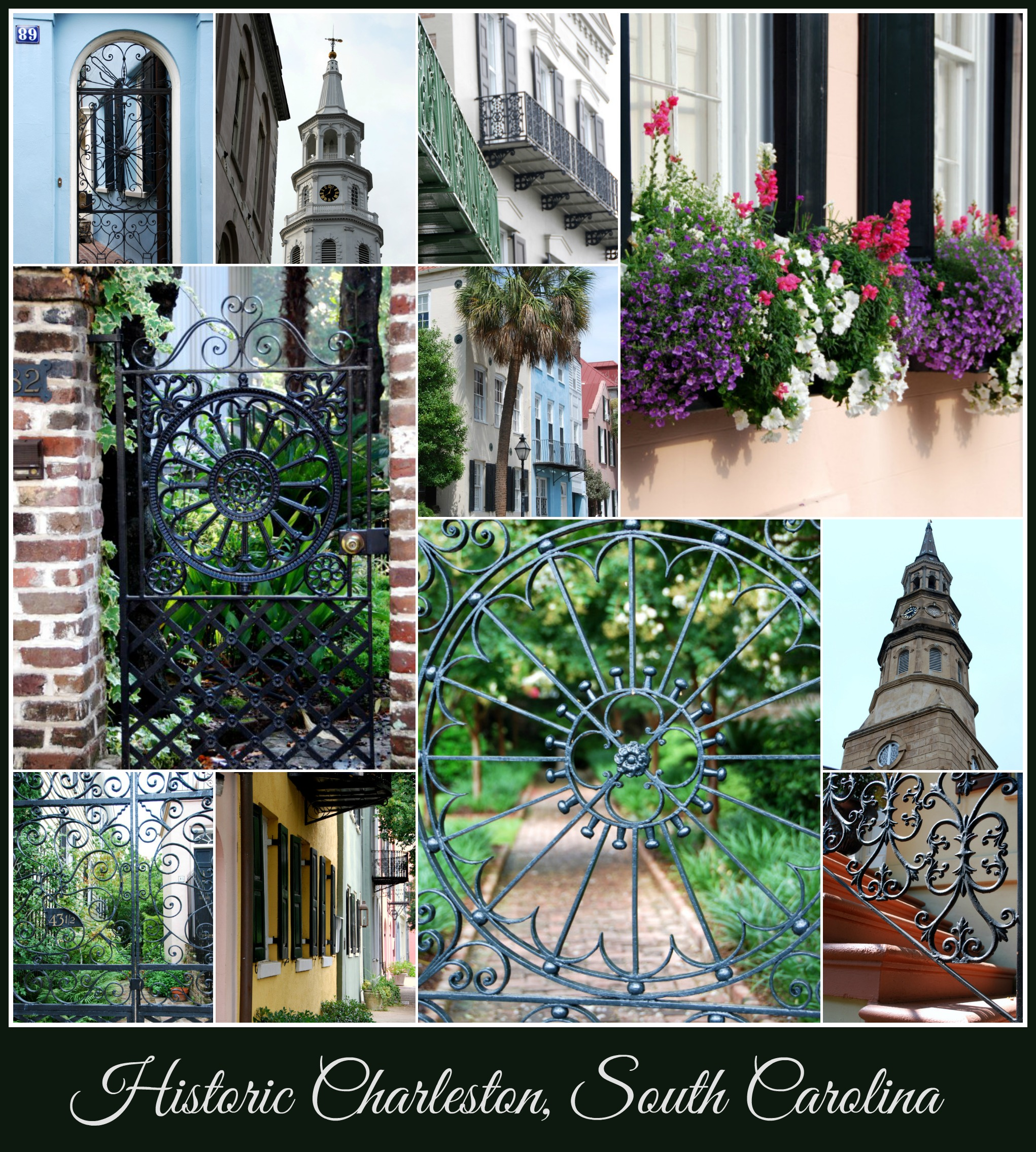 Historic Downtown Charleston Sc: A Charleston Tour And The Pâté Of The South