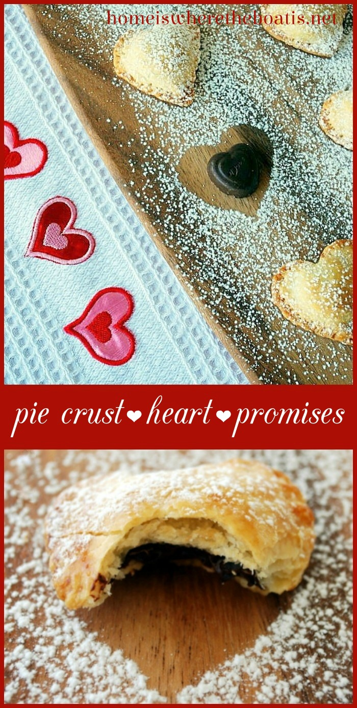 Pie Crust Heart Promises