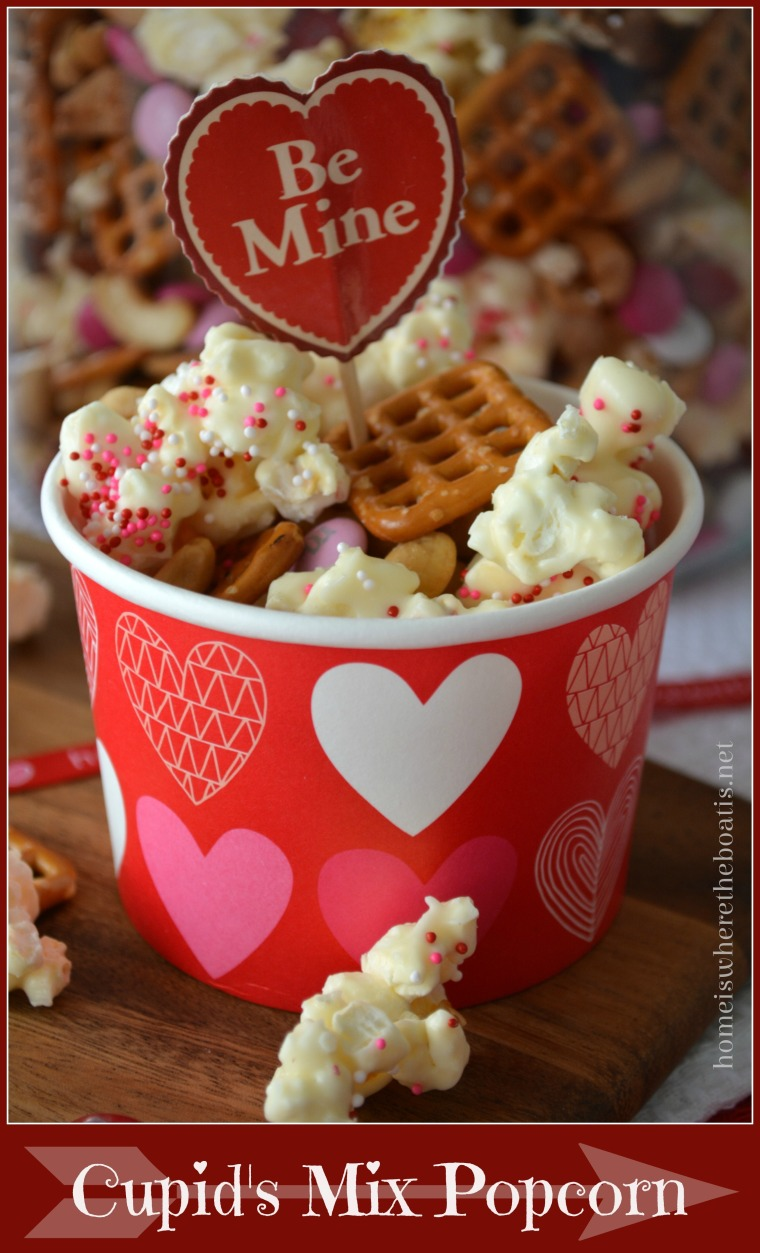 Cupid's Mix Popcorn
