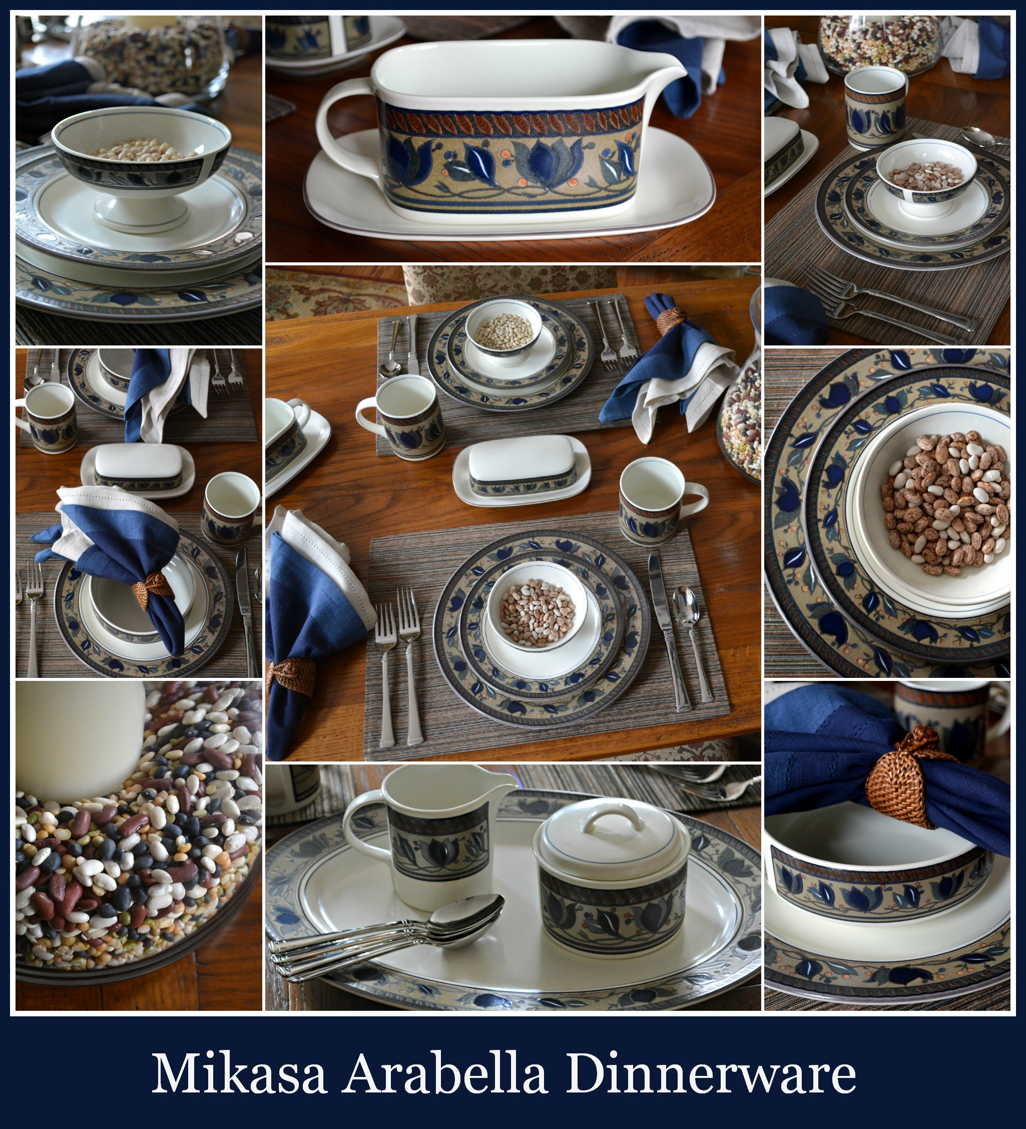Mikasa Arabella & At the Table: Mikasa Arabella u2013 Home is Where the Boat Is