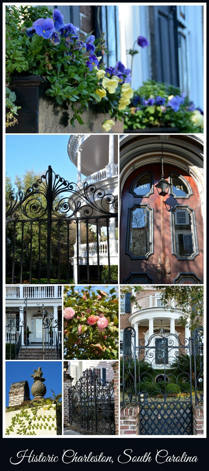 Historic Charleston, South Carolina