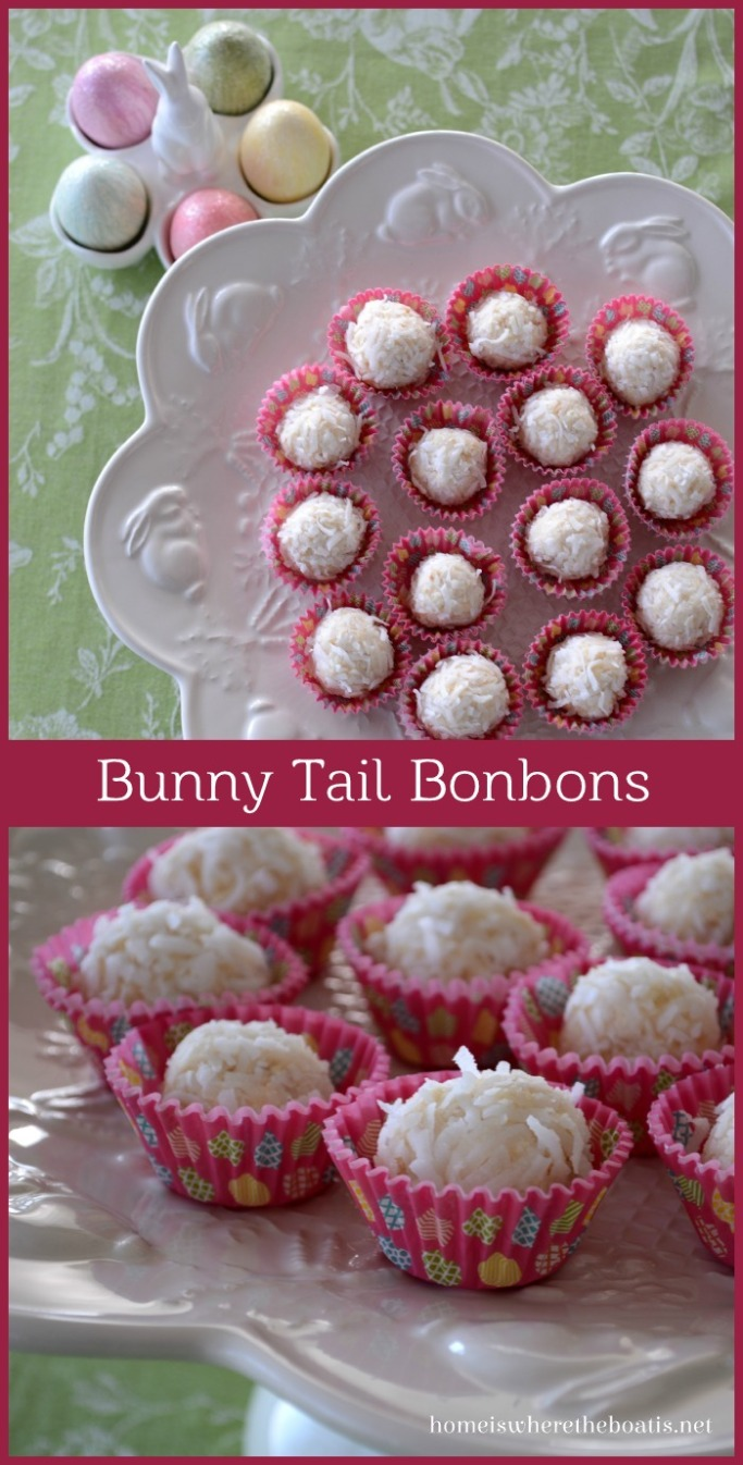 Bunny Tail Bonbons