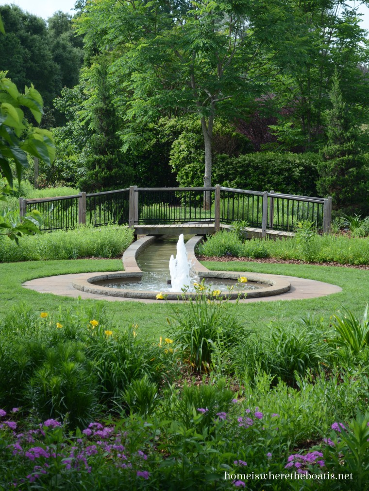 A Visit To Daniel Stowe Botanical Garden Home Is Where The Boat Is