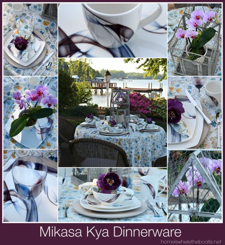 Mikasa Kya Dinnerware