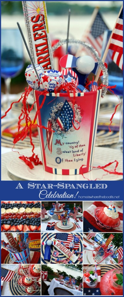 A Star-Spangled Celebration for July 4th!