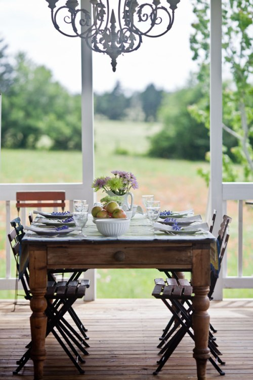 Anita Cedar Hill Farmhouse Porch
