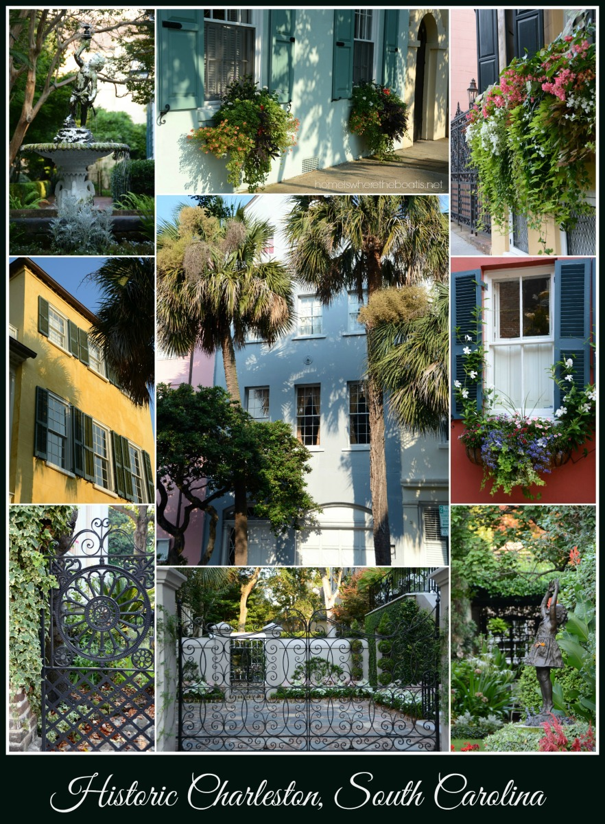 A return to historic charleston sc home is where the for Where to go in charleston sc