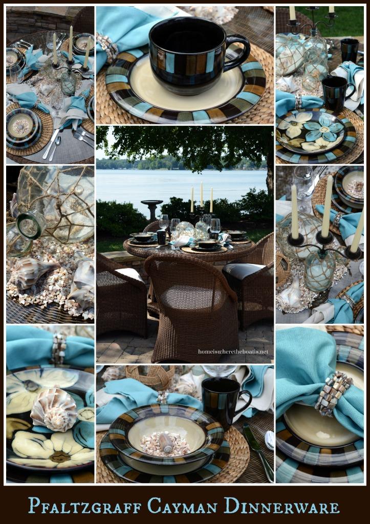 Pfaltzgraff Cayman Dinnerware