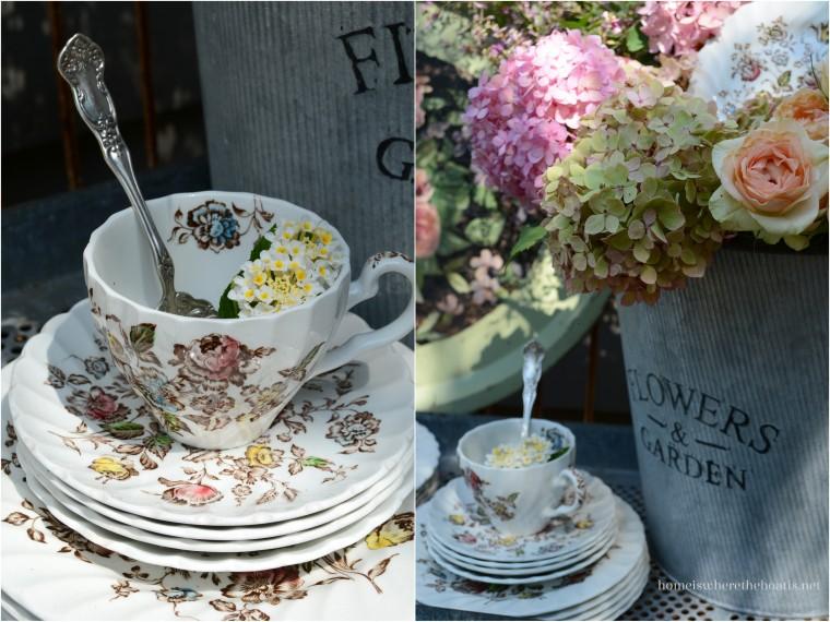 Flowers & Garden Staffordshire Bouquet