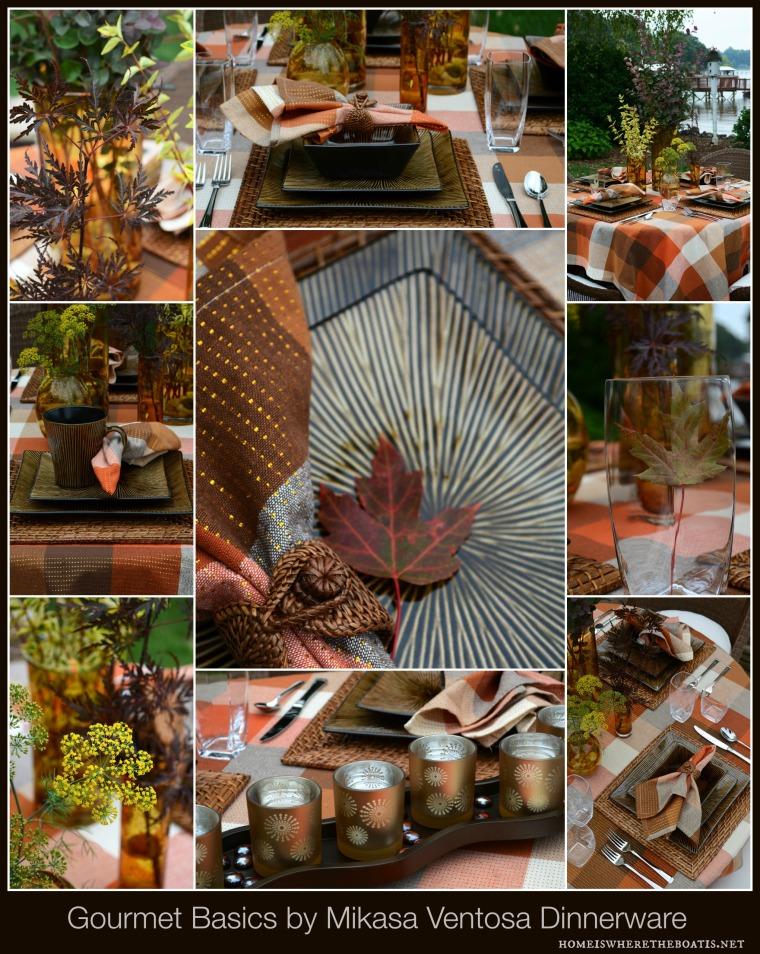 Gourmet Basics by Mikasa Ventosa Dinnerware