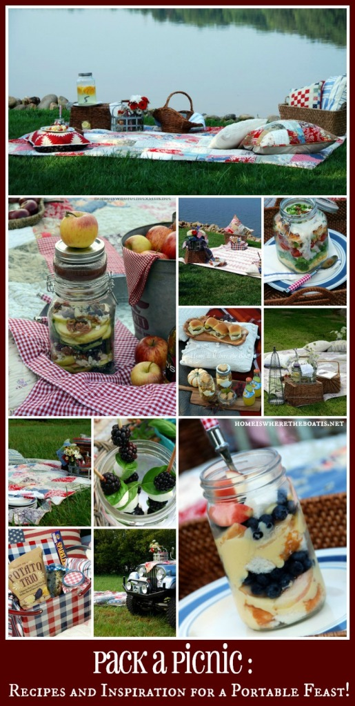 Pack a Picnic: Recipes and Inspiration for a Portable Feast!