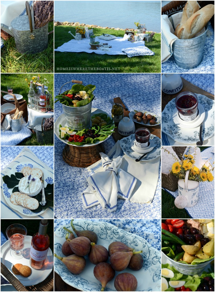 A Perfect Day for a Provençal Picnic