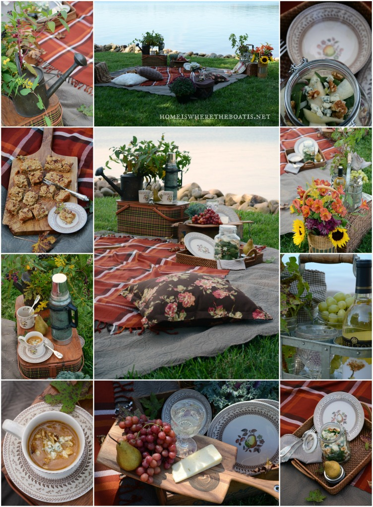 The Flavors of Fall Picnic