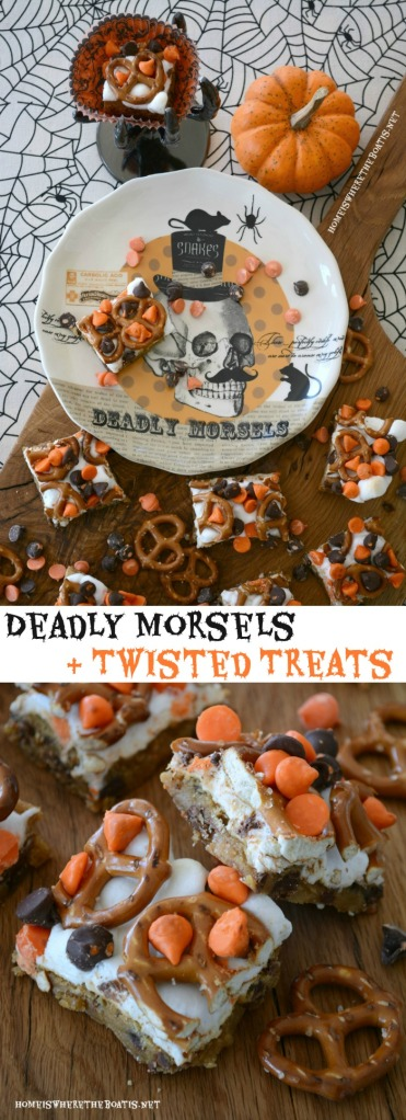 Deadly Morsels and Twisted Treats