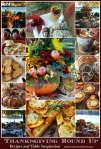 Thanksgiving Recipe Round Up and Table Inspiration