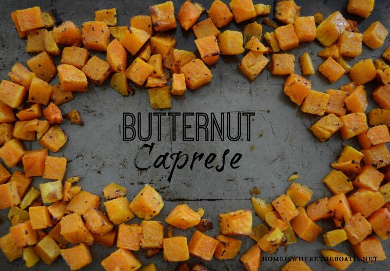 Butternut Caprese