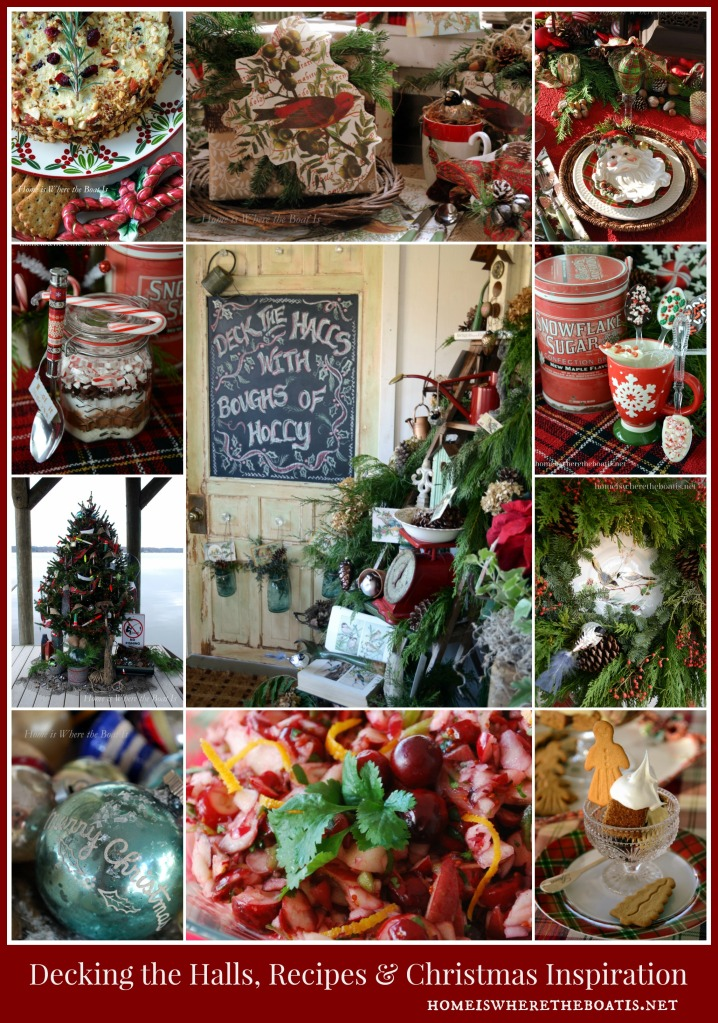 Decking the Halls, Recipes & Christmas Inspiration