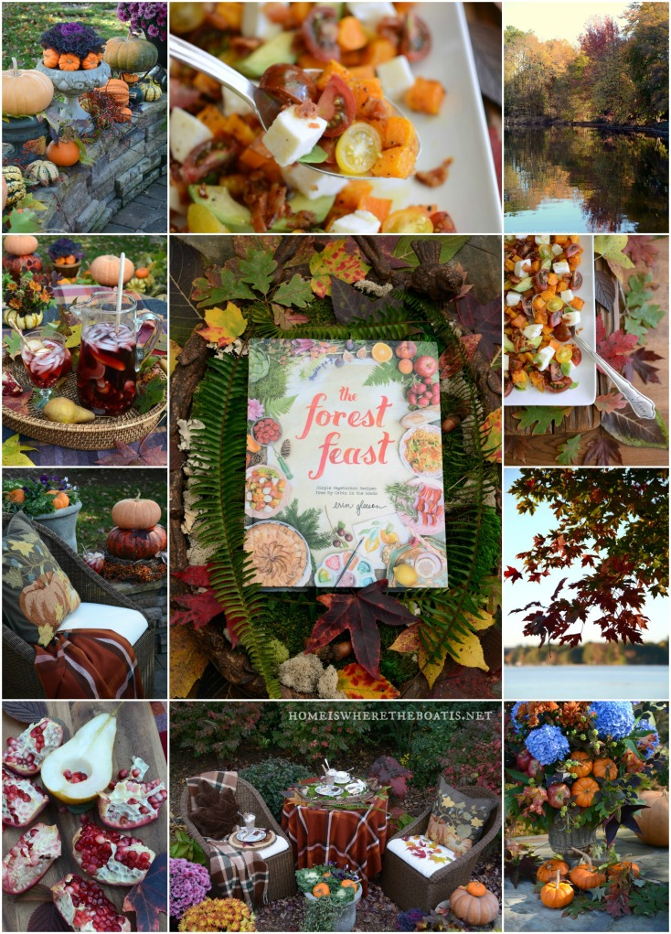 The Forest Feast Savoring the Flavor & Colors of Fall