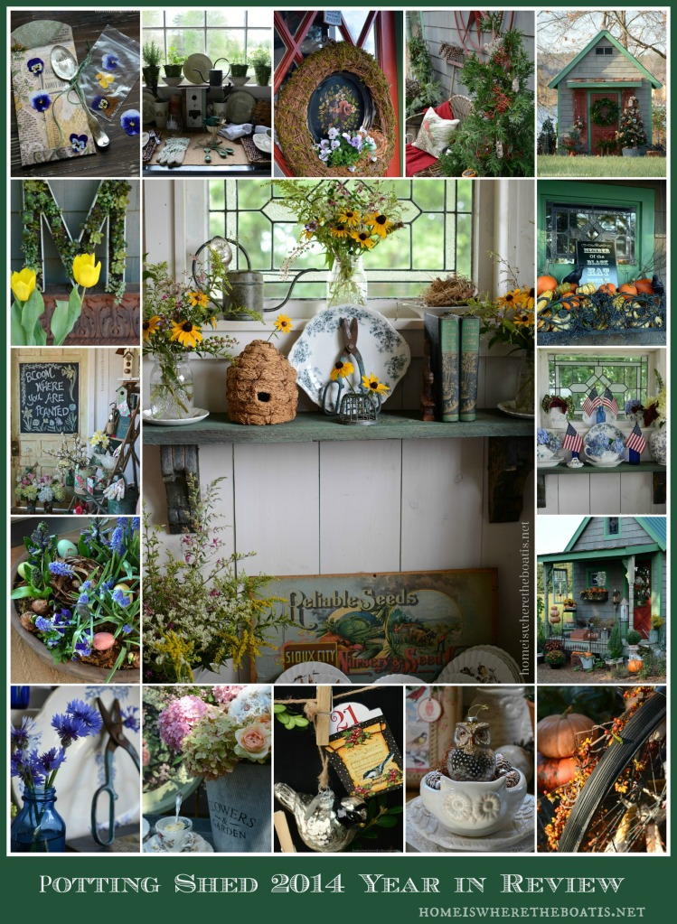 Potting Shed 2014 Year in Review1
