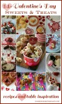 14+ Valentine's Day Sweets & Treats, recipes and inspiration