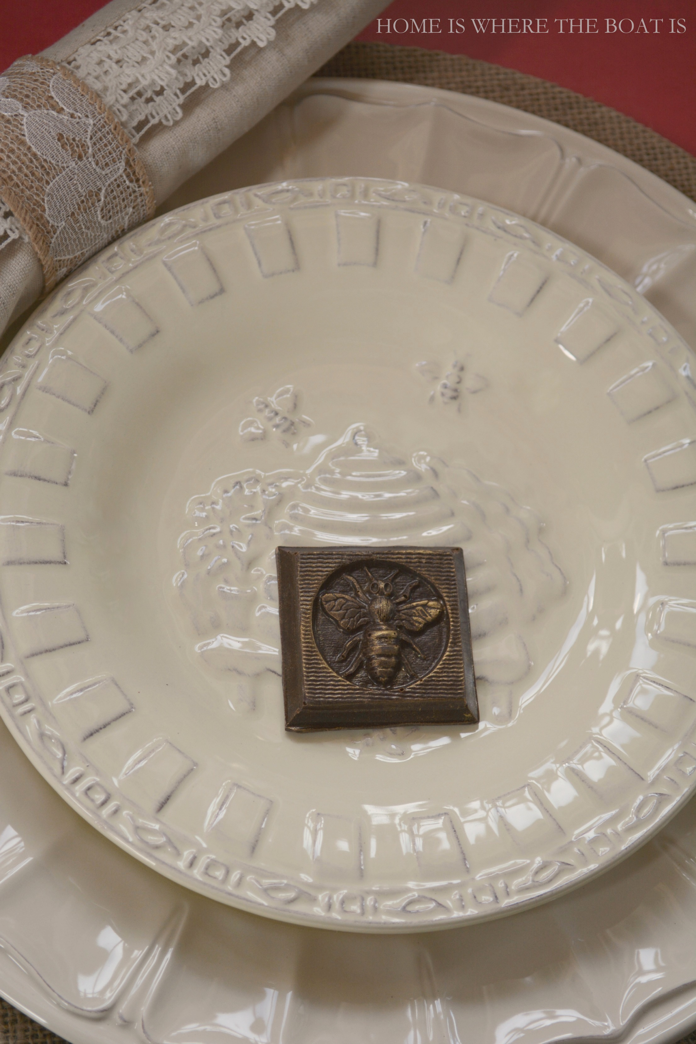 Savannah Honey Chocolate Truffles dark chocolate with Savannah Bee Company sourwood honey liquid center finished with a 24k gold dust for a *Bee* Mine ... & Bee* Mine Tabletop Fun for Valentine\u0027s Day \u2013 Home is Where the Boat Is