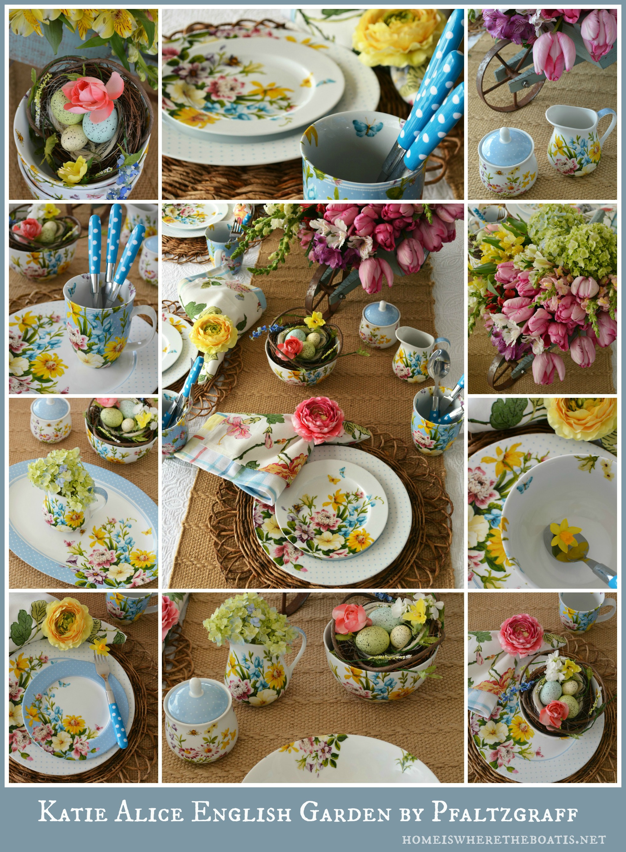 Image Result For Pfaltzgraff Flower Garden