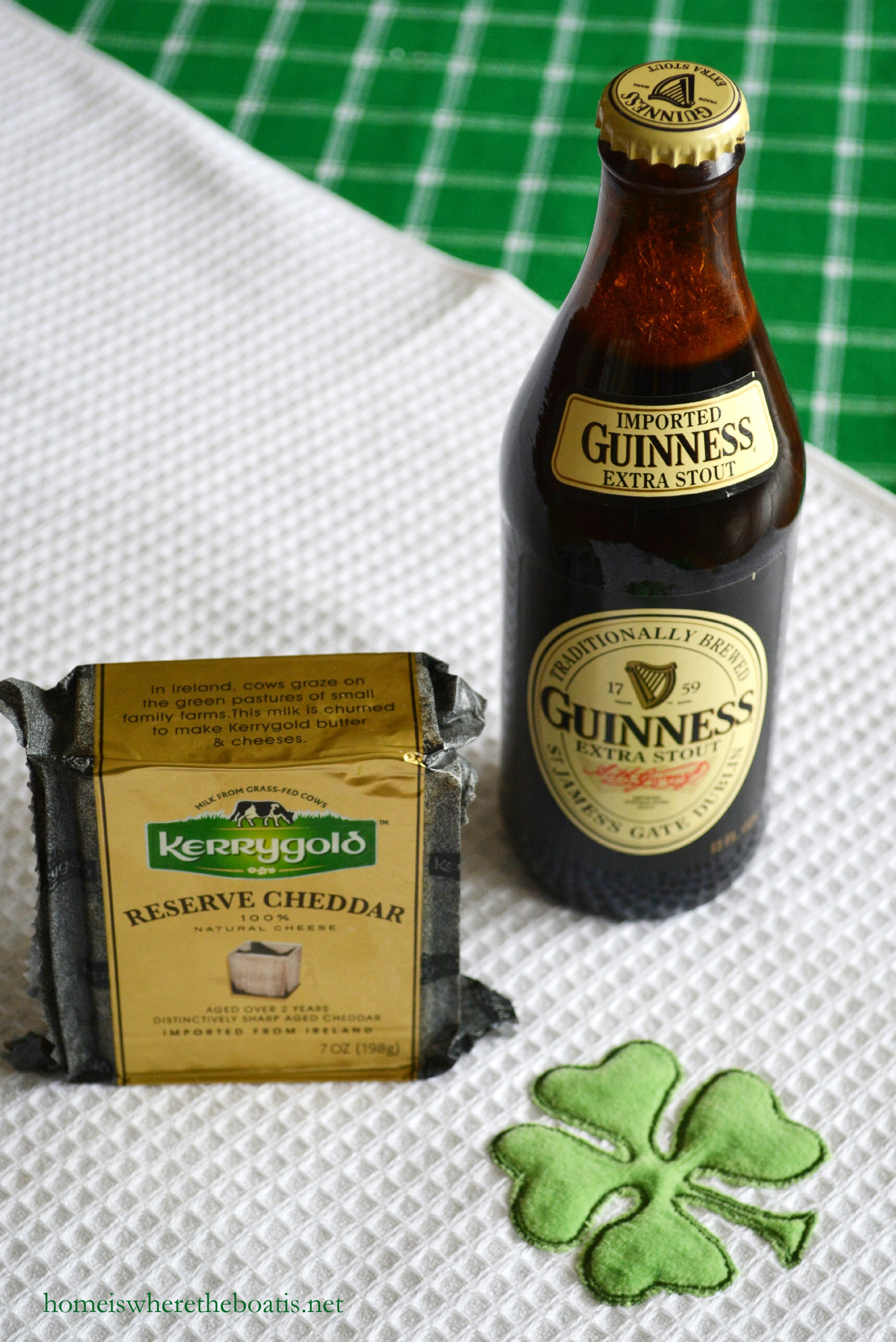 Cheddar-Stout Crust ingredients for Beef Hand Pies for St. Patrick's ...